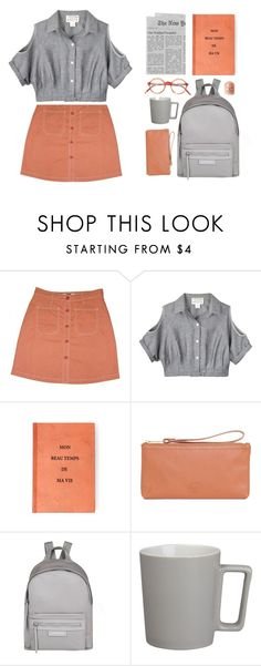 """""""fools"""" by vices-virtues ❤ liked on Polyvore featuring Sessùn, Study, Herschel Supply Co., Longchamp and CB2"""