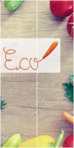 Eco word and a carrot stock illustration. Illustration of abstract - 179546050 Harvest, Carrots, Banner, Posts, Vegetables, Fruit, Abstract, Blog, Favorite Things