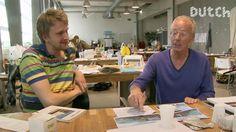 Dutch DFA profile of pioneering jewelry and industrial designer Gijs Bakker.