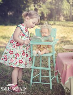 Inspiring Tea Party Photo Shoot Ideas Inspiring Tea Party Photo Shoot IdeasIt's possible to easily host an internet party via your favourite social networking channels while Toddler Birthday Photography, Toddler Photography, Little Girl Photos, Baby Girl Photos, 2nd Birthday Photos, Farm Birthday, Birthday Parties, Happy Birthday, Toddler Pictures