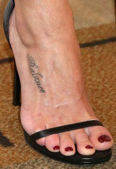 International Celebrity Feet!