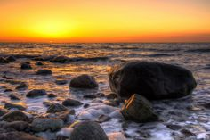 Traumhafter Ostseestrand