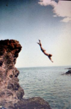 My dive into the cove at Presque Isle. Park, on Lake Superior, in Michigan's Upper Peninsula in 1988. A little out of form but not bad. Photo was taken with a 35mm Olympus camera on manual focus. Coving, Upper Peninsula, Open Water, Lake Superior, Olympus, Helping People, Michigan, Sailing, Manual