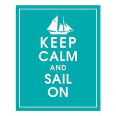 if only sailing was a requirement in life. everyone would be different, better people.