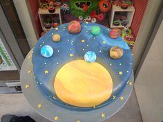 Τούρτες Γενεθλίων - Πλανήτες! #sugarela #TourtesGenethlion #planites #planets #BirthdayCakes