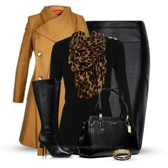 An outfit that will certainly be the talk of the office. Let them talk:) WoW. Love it.