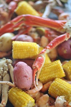 A one pot meal is always a bonus for the cook. The casual personality of this meal makes eating fun, too. The ease of preparation and entertaining eating style makes up for the cost of seafood. T...