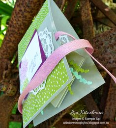 With a bow on top: Kylie's International Highlights top 10 winners blog hop - Get Well Soon