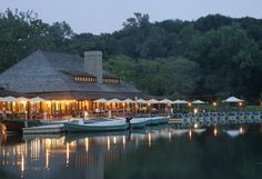 Boathouse, Forest Park