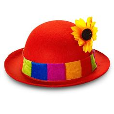 Clown Derby Hat Party Accessory Fun Express http://www.amazon.com/dp/B0041BVA80/ref=cm_sw_r_pi_dp_wVmfvb1SC6XFT
