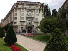 Hotel Carlton, plaza Moyua, #Bilbao, Spain