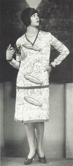The Zepplin Dress 1