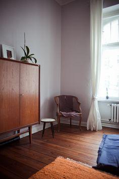 Tatjana Sprick — Unternehmerin, Apartment, Berlin-Schöneberg.