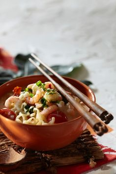 Kookos-katkarapukeitto thaimaalaisittain | Aasia | Pirkka #food #soups