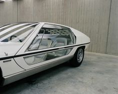 Concept Car Photos for Bertone by Benedict Redgrove