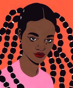 Miss Moss · Bijou Karman