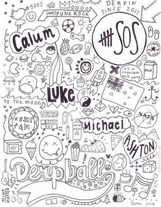 5 Seconds Of Summer ♡