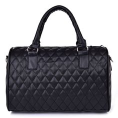 0a88bc5a18 2015 New women leather handbags for woman fashion designer black bucket  vintage Shoulder bags women messenger bag-in Shoulder Bags from Luggage    Bags on ...