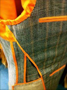 DAVIDE TAUB: Tailoring - Stunning Details
