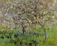 Dans son catalogue raisonné de l'oeuvre de Monet, Daniel Wildenstein a recensé environ 2000 tableaux, tous des huiles sur toile : le dernier porte le numéro ...