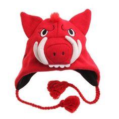 Arkansas Razorbacks Character hat