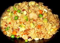 Chinese Cuisine - Special Fried Rice Recipe