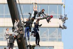 Photo de tournage - Iron Man 3