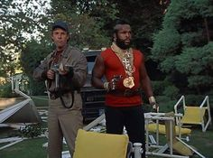 A-Team, The - Season 2 - Internet Movie Firearms Database - Guns in Movies, TV and Video Games Internet Movies, The A Team, Season 2, Favorite Tv Shows, Jazz, Jazz Music