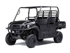 New 2017 Kawasaki Mule Pro-FXT ATVs For Sale in Tennessee. THE MULE PRO-FXT SIDE X SIDE HAS INCOMPARABLE STRENGTH AND NEAR-ENDLESS DURABILITY BACKED BY OVER A CENTURY OF KAWASAKI HEAVY INDUSTRIES, LTD. ENGINEERING KNOWLEDGE.