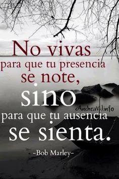 Sentirás su ausencia, la extrañaras. http://viajaraextremadura.es/
