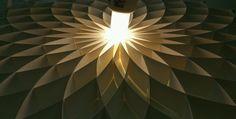 Contemporary Lampshade design by Saqib Ali