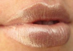 A fantastic vegan mineral lip gloss in Nude.  From petalx on etsy.com