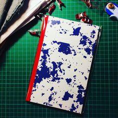 Mi nuevo cuaderno de verano de @walkwithme_maps  Tan #bonito ! #Madrid #malasaña