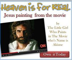 Now Revealed The Young Lithuanian Girl Painting Jesus as Seen in Heaven Is For Real,•What is the connection between the little girl and Colton Burpo from Heaven is for Real?  Art & SoulWorks  Lithuanian girl, Akiane Kramarik, painting her vision of Jesus Imperial, Nebraska Colton Burpo Born May 19, 1999, Surgery died March 2003 age three  3 & half ,  The Boy Who Lived