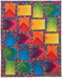 quilt by Osie Lebowitz