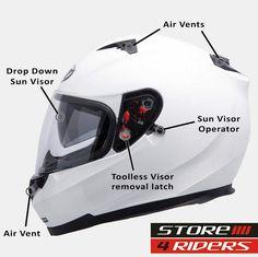 MT Blade helmets