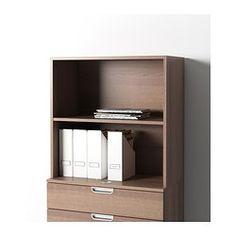 GALANT Add-on unit - gray - IKEA