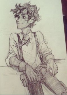 Y can't I draw this good :( no fair. This is awesome though