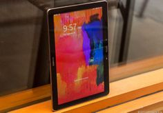 The Note goes to new heights (and widths) Samsung Galaxy Note Pro Review - Watch CNET's Video Review