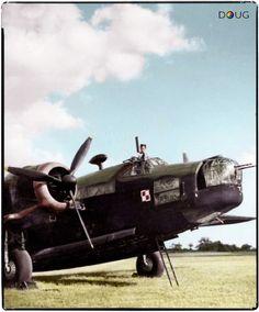 Vickers Wellington Mk.1c, No.301 ('Pomeranian') Squadron RAF. 1941