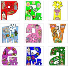 Easy Spring Crafts for Kids to Make at School – Bees and Beehives Alphabet Letters Design, Graffiti Alphabet, Alphabet And Numbers, Letter Art, Diy And Crafts, Arts And Crafts, Street Art Photography, Spring Pictures, Lettering Design
