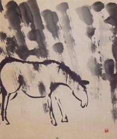 """""""Paard"""" - Titus de Jong"""