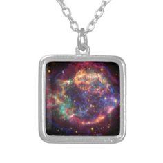 Cassiopeaia supernova Astronomy Jewelry