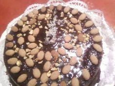 kolaci recepti: Karamel torta od limuna