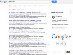 Hashtag -haku Googlessa uudistui:  Nyt toimii myös suomenkielisessä Googlehaussa!  #Gplussa  #Jaanatip  #Jaanavinkki  #Haku