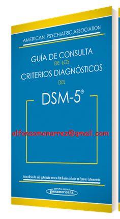 LIBROS DVDS CD-ROMS ENCICLOPEDIAS EDUCACIÓN EN PREESCOLAR. PRIMARIA. SECUNDARIA Y MÁS: DSM 5