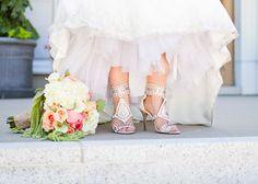Wedding Shoes-Bountiful Temple Wedding Photo Credit: Charis Johnson Photography