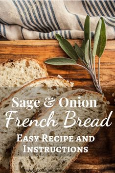A beginner friendly recipe for no knead bread, complete with photo tutorial and video. Easy Bread Recipe for Thanksgiving! Artisan French Bread Recipe, Artisan Bread Recipes, Easy Bread Recipes, Lard Pie Crust, No Knead Bread, Yeast Bread, Bread Baking, Recipe Cover, Baked Oatmeal