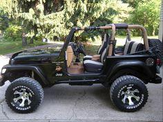 Sweet 2003 Jeep