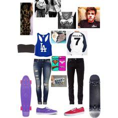 Skateboard with him.. @Cameron Daigle Dallas